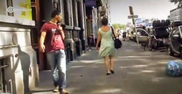 assédio Vídeo: Um projeto social provocante para acabar com o assédio sexual nas ruas - 22 - Vídeo: Um projeto social provocante para acabar com o assédio sexual nas ruas