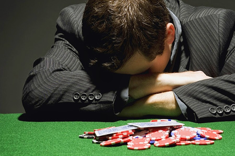 14 jogo patológico - 14 - Jogo patológico implica alienação da vida pessoal e profissional