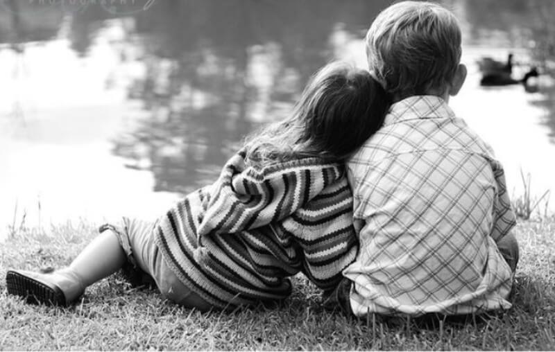 crianças/adolescentes - crian  as adolescentes - Crianças/adolescentes e as amizades