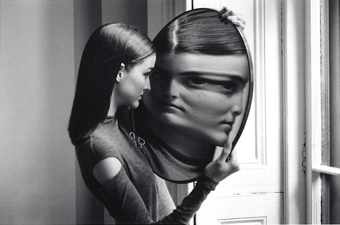 espelho - espelho - A lei do espelho: o que vê nos outros é na verdade seu reflexo
