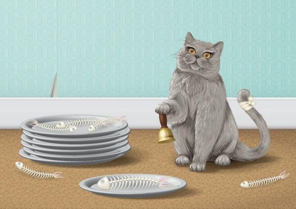 gatos - gatos - Os gatos manipulam seus donos, afirma estudo