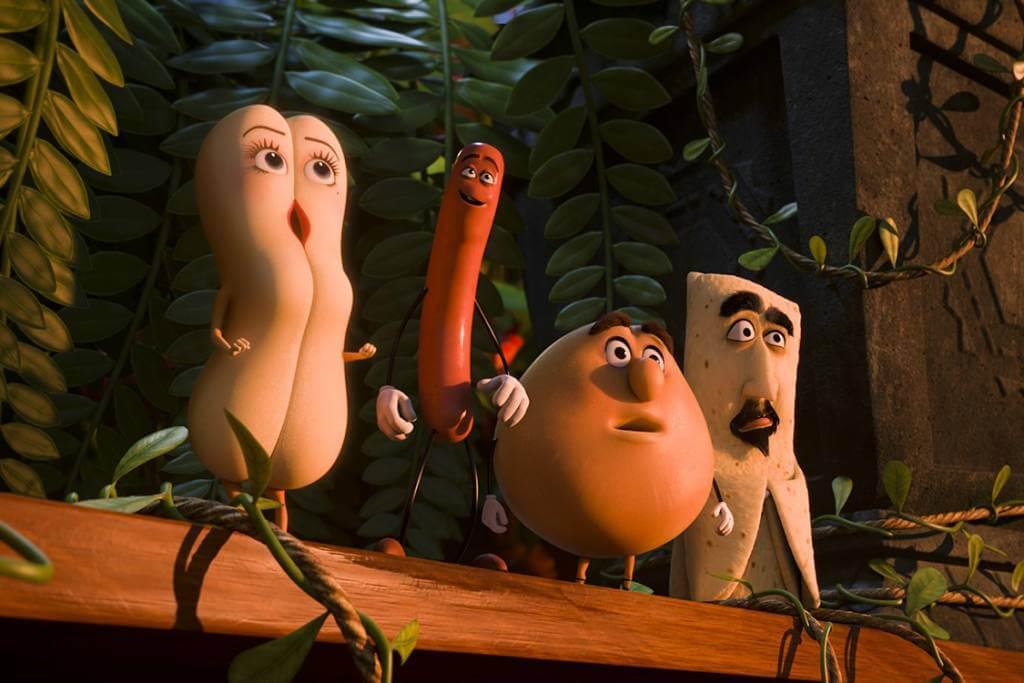 a festa da salsicha - festa da salsicha - Um pouco sobre a polêmica animação: A festa da salsicha