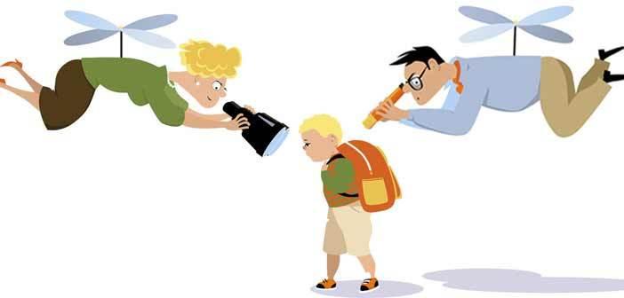 """pais helicóptero - pais helicoptero - Filhos de """"pais helicóptero"""" vivenciam esses cinco problemas na vida adulta"""