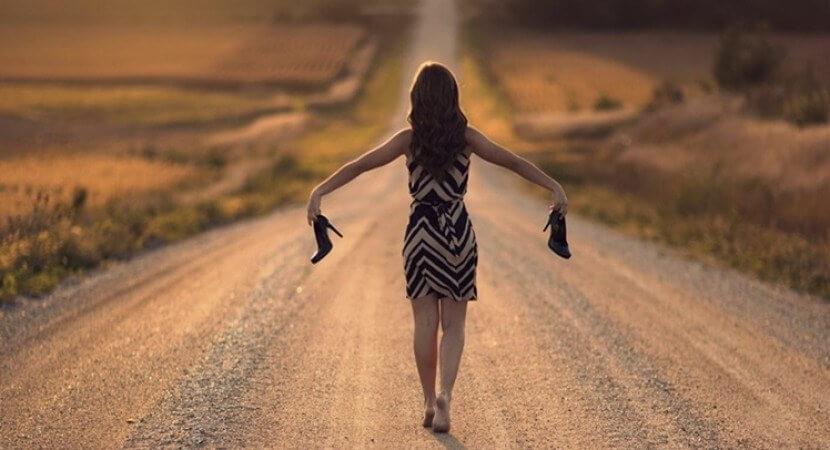 mudar - felicidade - FELICIDADE É ENCONTRAR CORAGEM PARA ABANDONAR AQUILO QUE NÃO PODEMOS MUDAR