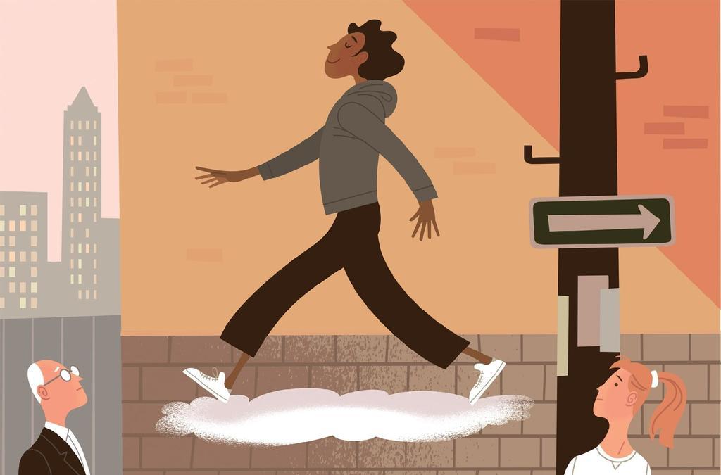 caminhar - caminhar 1024x675 - Caminhar reprograma seu cérebro, cura dores e alivia o stress